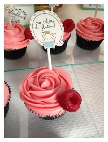 Foto Cupcakes no tolero el gluten