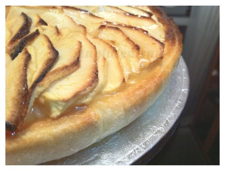 Tarta de manzana 2