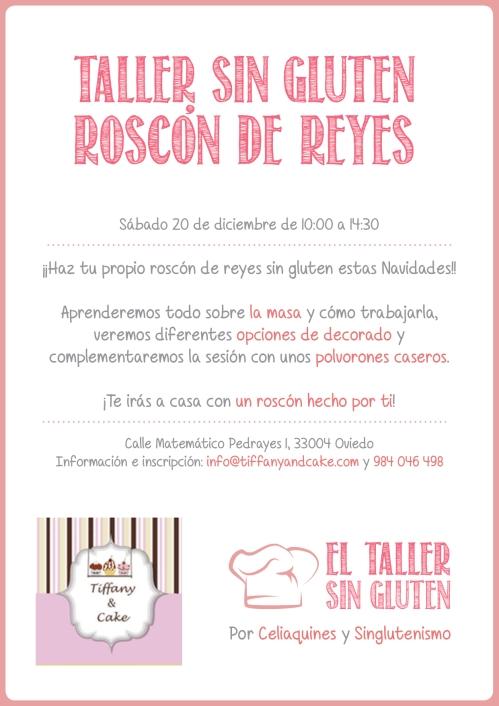 El taller sin gluten, Roscón de Reyes