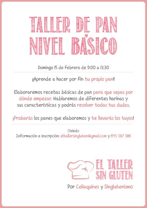 ETSG Pan básico Oviedo